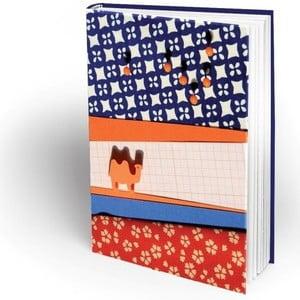 Zápisník Mon Petit Art Pays Sages