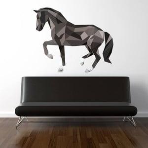 Samolepka na stěnu Kůň, 90x120 cm