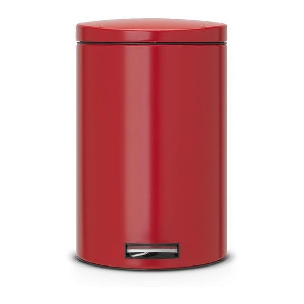Pedálový koš Pedal Bin 20 l, vášnivá červená