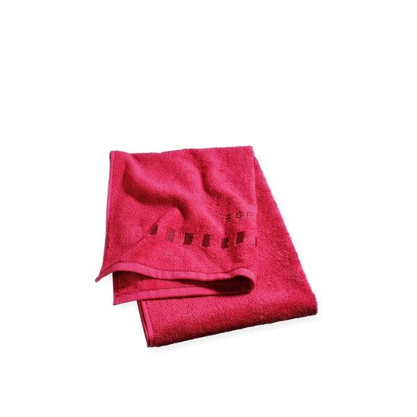 Ručník Esprit Solid 35x50 cm, malinový