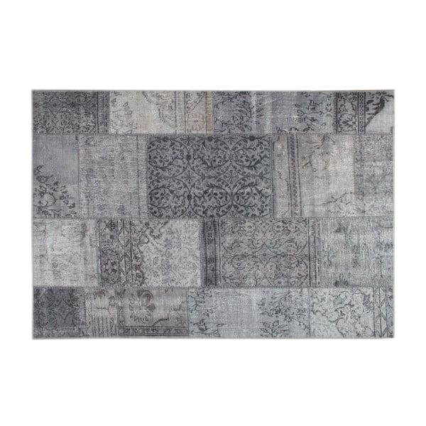 Kilim koberec Siesta 1500 Grey, 120x180 cm