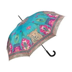 Holový deštník Von Lilienfeld Longing Leopard