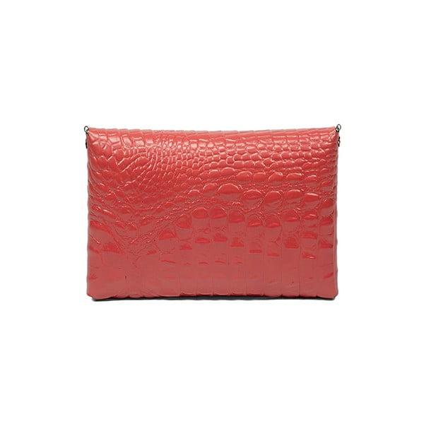 Psaníčko Pochette Ostrich Red