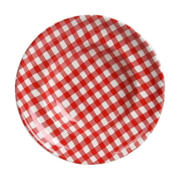 Set dvou talířů Livia, 30,5 cm, červený