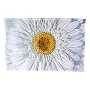 Předložka Flower White 75x50 cm