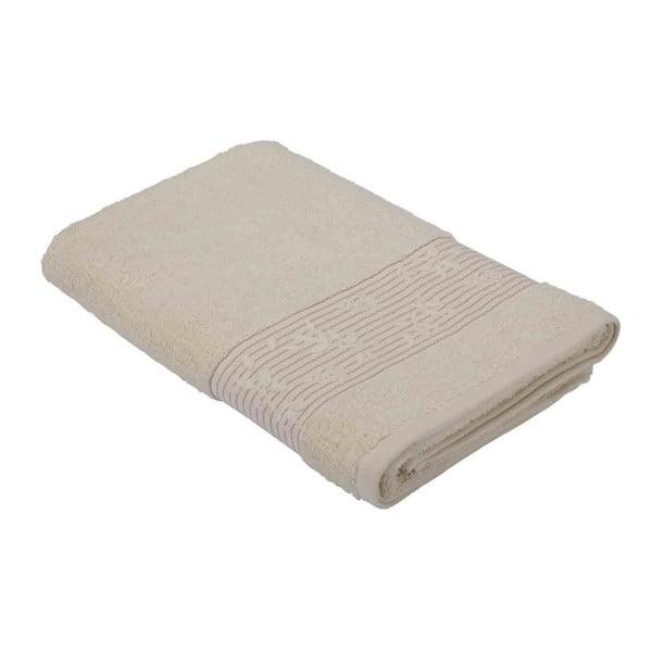 Krémový bavlněný ručník Bella Maison Verbena,50x90cm