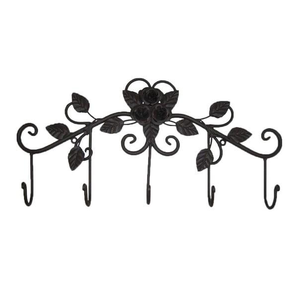 Věšák Antic Line Black Roses