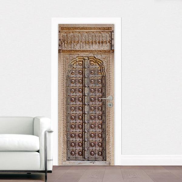 Samolepka na dveře Brána