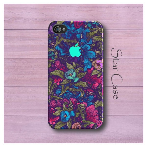 Obal na iPhone 5/5S Garden Flowers
