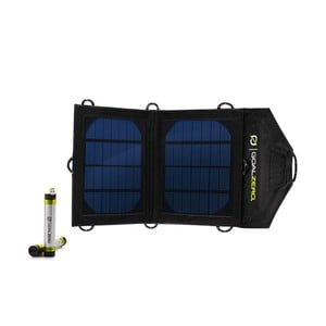Rezervní akumulátor se solárním panelem Switch 8