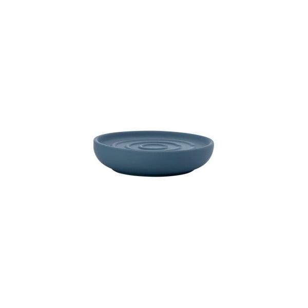 Modrá miska na mýdlo Zone Nova
