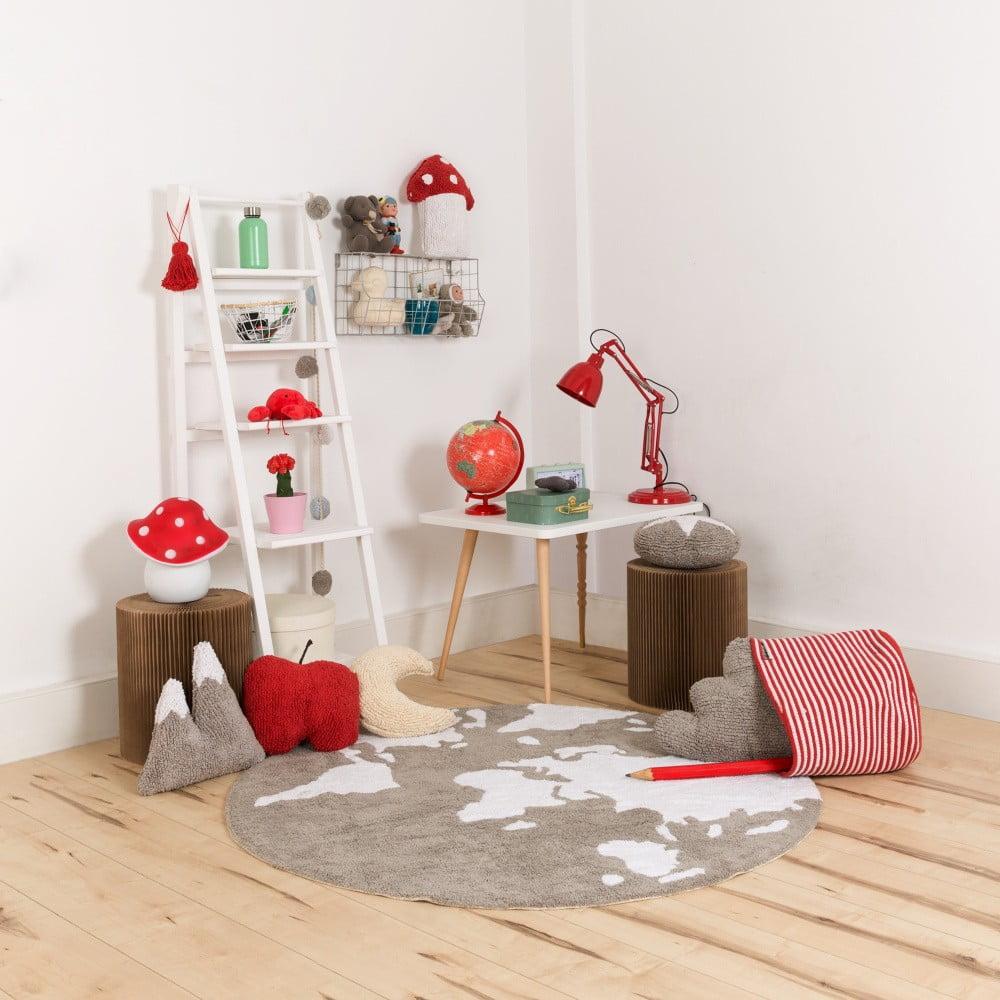 ed bavln n koberec happy decor kids map 120 cm bonami. Black Bedroom Furniture Sets. Home Design Ideas
