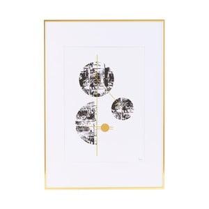 Tablou  House Doctor NY, 21 x 29,7 cm