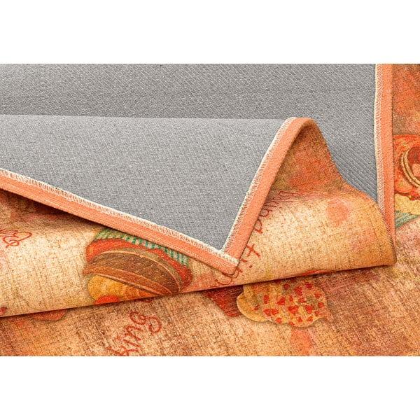 Vysoce odolný kuchyňský koberec Webtappeti Cakes,60x115cm