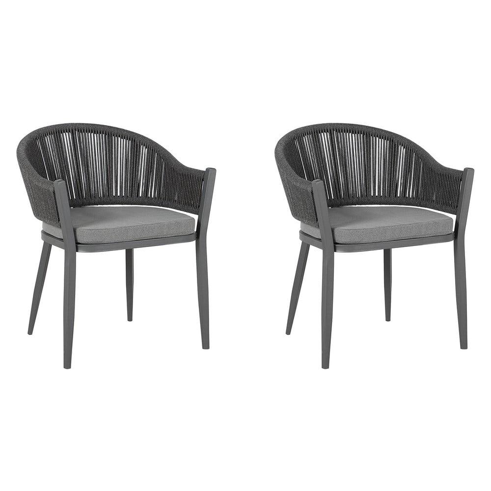 Set 2 zahradních židlí a stolu Monobeli Jess