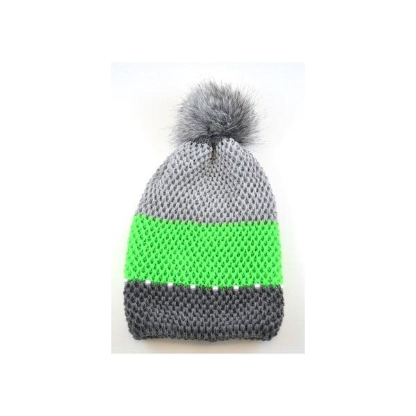 Dámská čepice Pasy Green