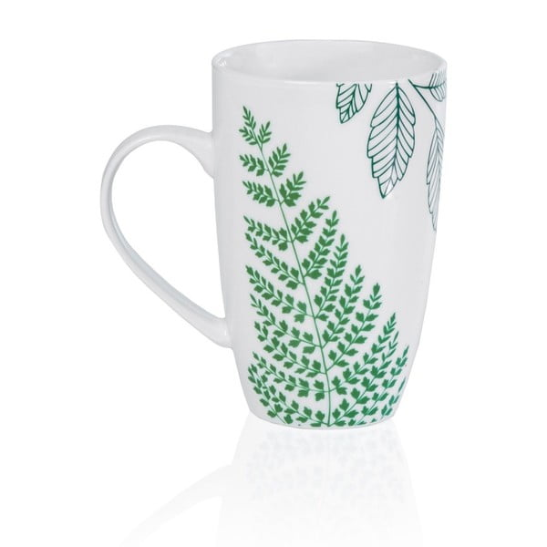 Porcelánový hrnek Sabichi Evergreen, 380 ml