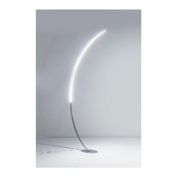Stojací lampa ve stříbrné barvě Kare Design Codolo