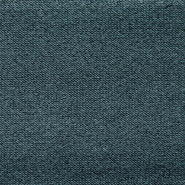 Světle modré křeslo Vivonita Jonan, přírodní nohy