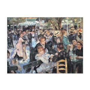 Obraz Renoir - Au Mulin de la Galette, 40x30 cm