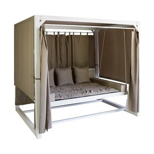 Houpací postel Santiago Pons Swing, 236x180cm