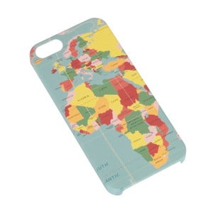 Obal na iPhone SE/5/5S Rex London World Map