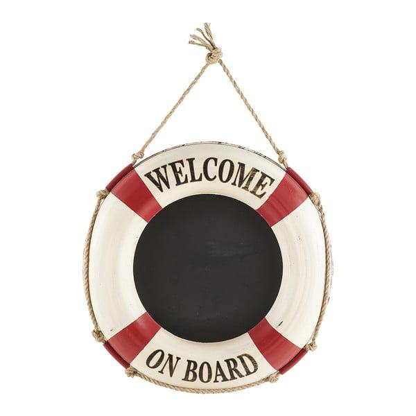 Nástěnná dekorace On Board