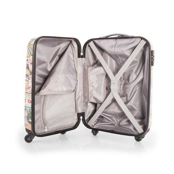 Set 2 cestovních kufrů Lois Negro