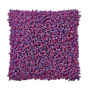 Polštář s náplní Damien Purple, 45x45 cm