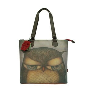 Geantă Santoro London Grumpy Owl Coated Bag