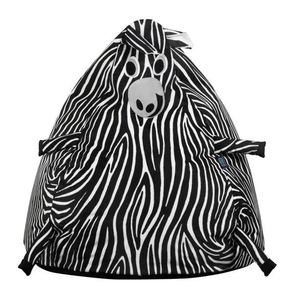 Zebra ülőzsák - KICOTI