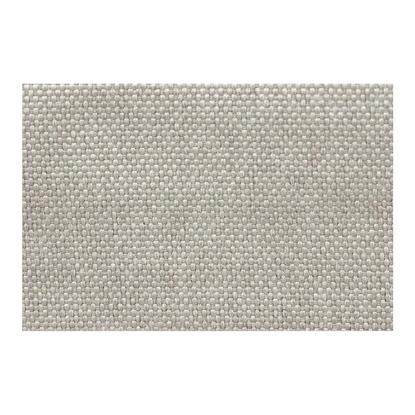 Krémová rohová rozkládací pohovka s úložným prostorem Interieur De Famille Paris Destin, pravý roh