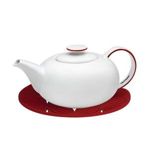 Červená konvice na čaj Salt&Pepper Madison, 1,2l
