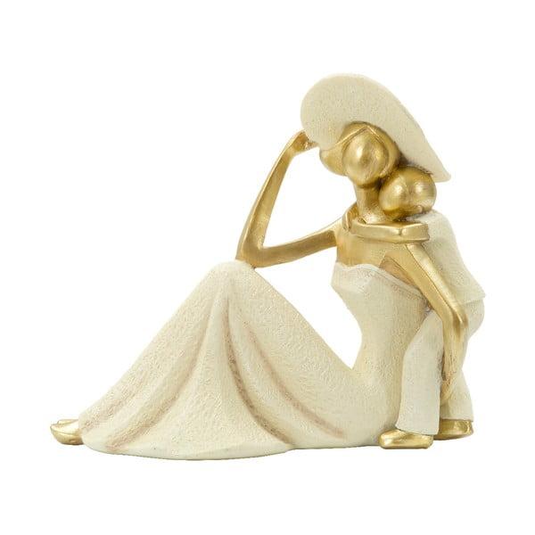 Statuetă decorativă cu detalii aurii Mauro Ferretti Bambino
