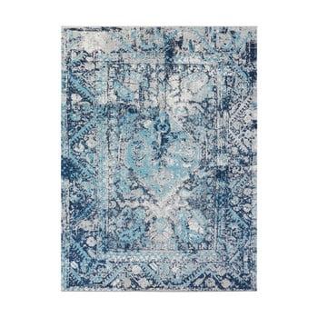 Covor Nouristan Chelozai, 80 x 150 cm, albastru
