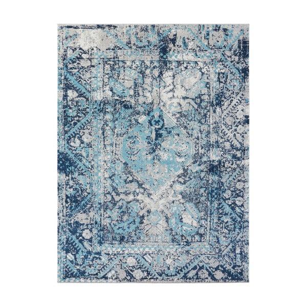 Niebieski dywan Nouristan Chelozai, 120x170 cm