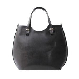 Černá kožená kabelka Ore Diece Barbere