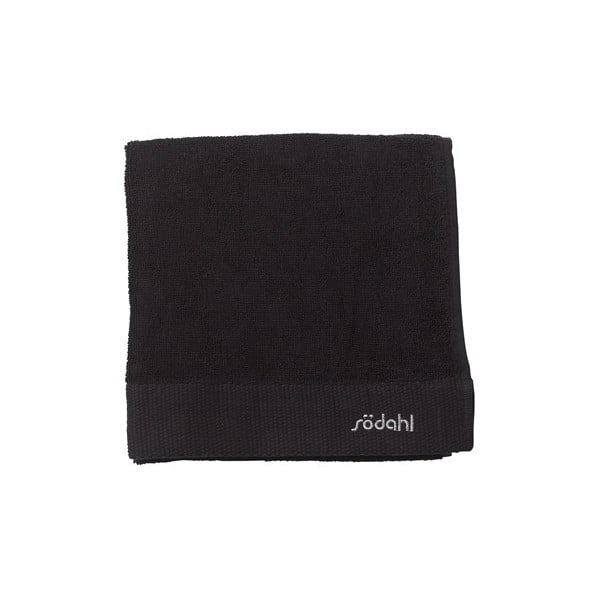 Ručník Comfort black, 50x100 cm