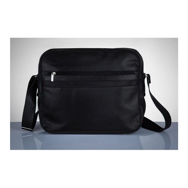 Pánská taška Solier MS1, černá