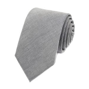 Kravata Avantgard, šedá