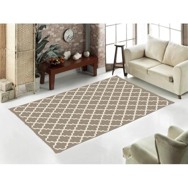 Béžový koberec Home De Bleu Madalyon, 120x180cm