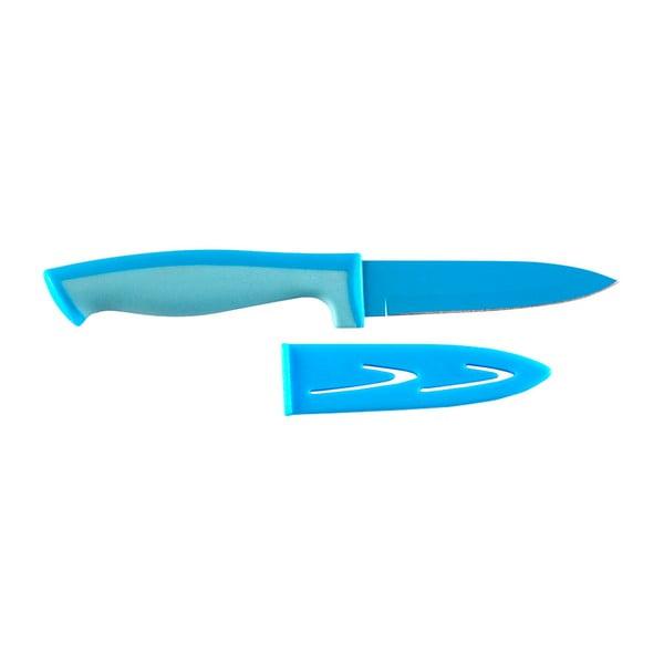 Modrý oceľový nôž Versa Cuchillo