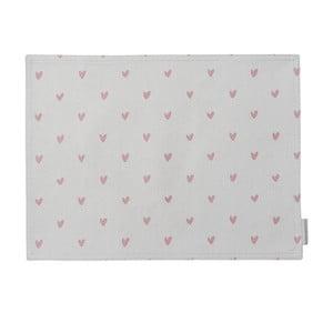 Prostírání Sophie Allport Heart, 40 x 30 cm