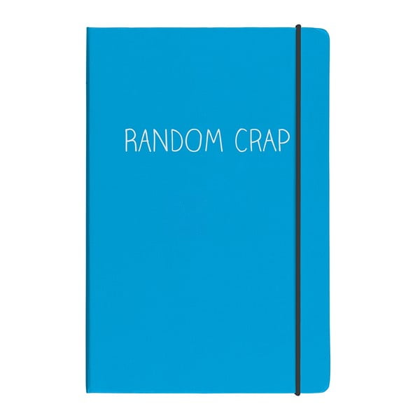 Agendă Happy Jackson Random Crap, A5