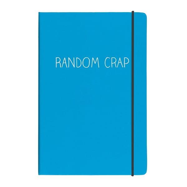 Blocnotes A5 Happy Jackson Random Crap