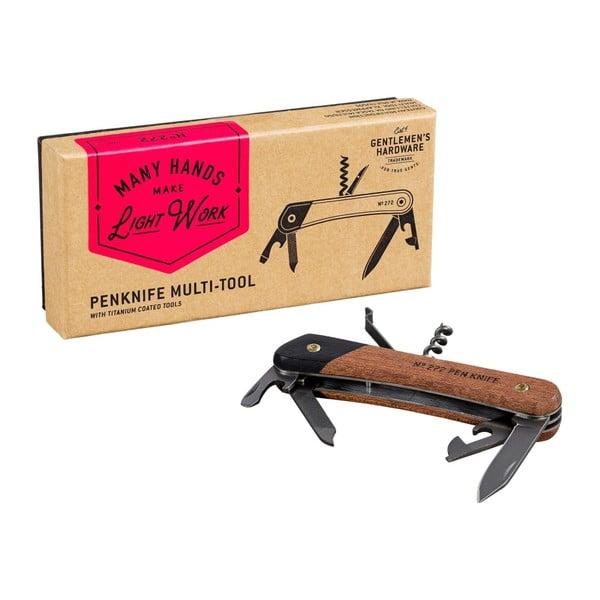Pen multifunkciós zsebkés - Gentlemen's Hardware