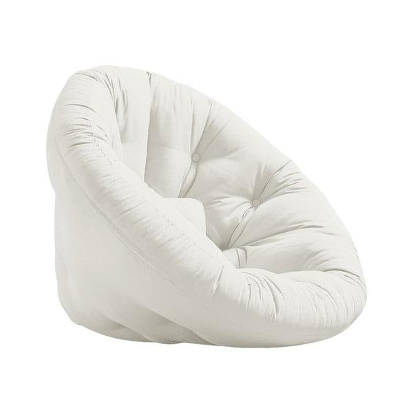 Nido Natural világosbézs kinyitható fotel - Karup Design