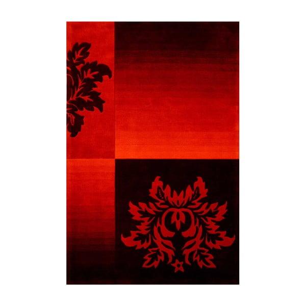 Koberec Casablanca Red, 140x200 cm