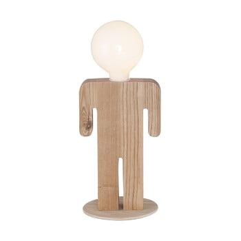 Veioză din lemn Homemania Christian de la Homemania