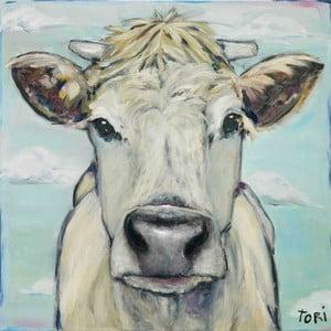 Obraz na plátně Marmont Hill Holly Molly, 61 x 61 cm